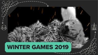 GIANT BOMB WINTER GAMES 2019