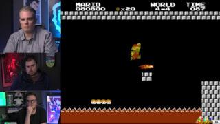 Super Mario Bros: The Lost Levels III