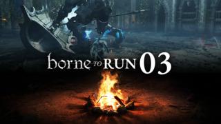 Rocking & Fat Rolling - Borne to Run #03