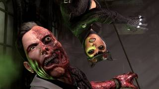 These Are Probably The First Batman: Arkham City Screens