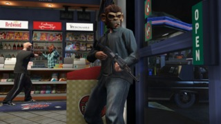 Giant Bomb Gaming Minute 10/03/2013 - Grand Theft Auto Online