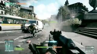 E3 2011: Battlefield 3 Multiplayer Trailer