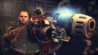 Warhammer 40,000: Space Marine Cinematic Trailer