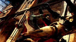 Devil May Cry Features Air Juggling