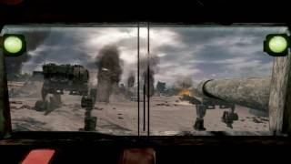 Vertical Tanks are the Best Tanks in Steel Battalion: Heavy Armor