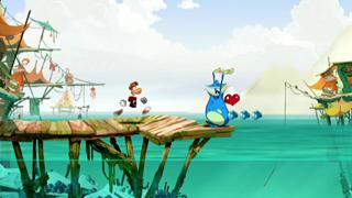 E3 2011: Rayman: Origins Stage Demo