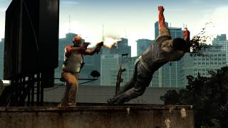 The Slow Motion Ballet of Death in Max Payne 3