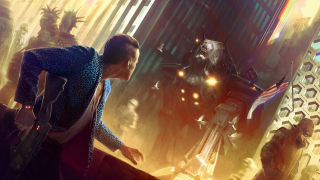 Witcher Developers Making Game Based on Pen-And-Paper RPG Cyberpunk