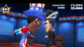 Chair's Next Game Features...Obama And Romney?