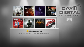 PSN to Offer Retail Games Cheaper on Day One