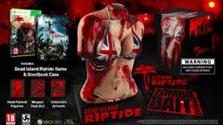 Eight Women, Eight Responses, and One Dead Island Riptide Statue