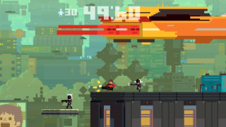 A Glorious Six Minutes of New Super Time Force Footage