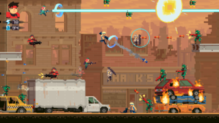 Super Time Force Also Blasting onto Xbox One