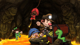 Nothing Can Stop Spelunky
