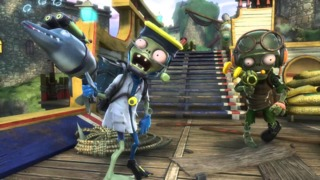 Plants vs. Zombies: Garden Warfare Now Coming to PC