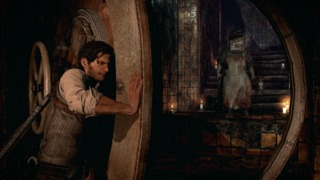 The Very, Very Large Black Bars of The Evil Within