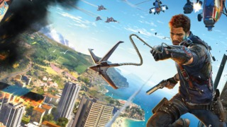 Hot Damn, Just Cause 3 Is Coming