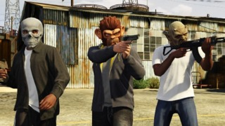 One Year Later, Grand Theft Auto V Finally Getting Online Heists