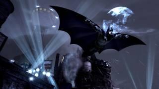 Batman's Arkham City Is Five Times Larger Than Arkham Asylum