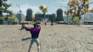 Saints Row: The Third Features Advanced Wiener-Tossing Technology