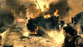 E3 2012: Call of Duty: Black Ops II Demo