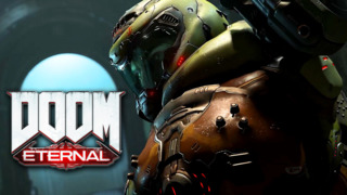 E3 2019: You Are But One Man in Doom Eternal