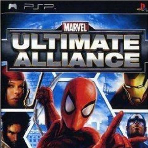 Marvel Ultimate Alliance PSP/Baixar ISO pt