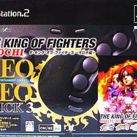 King of Fighters Collection Orochi Saga PS2