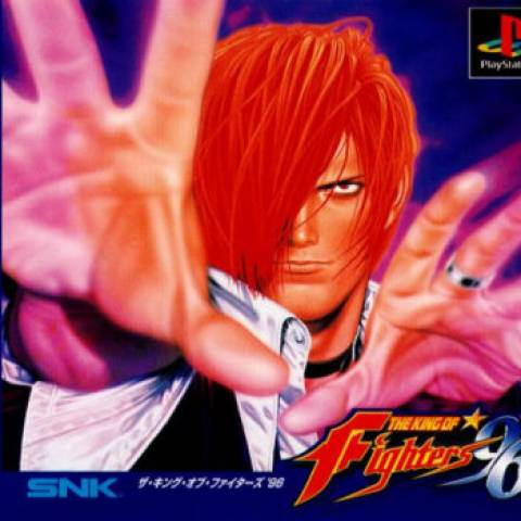 King Of Fighters '96 PS1 iso