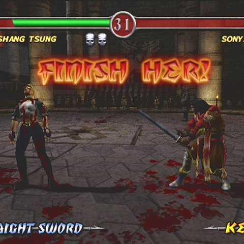 Mortal Kombat: Deadly Alliance Gamecube ISO DOWNLOAD
