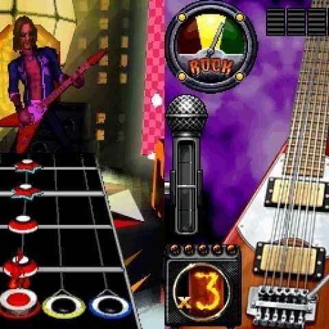 Guitar Hero On Tour: Decades Nintendo DS ROM
