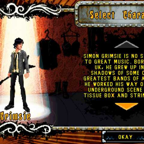 Guitar Hero On Tour: Modern Hits NintendoDS ROM