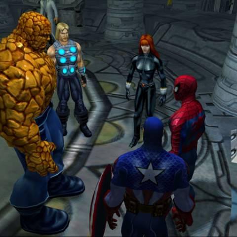 Marvel Ultimate Alliance PSP ISO PT
