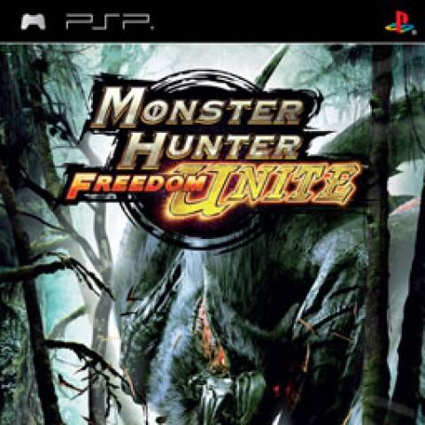Monster Hunter Freedom Unite PSP/Baixar ROM Pt-br