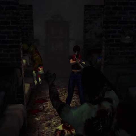 Resident Evil Code: Veronica X Gamecube/Download