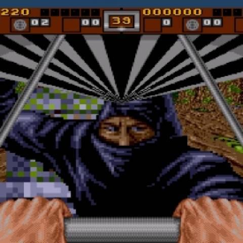 3 ninjas kick back mega drive