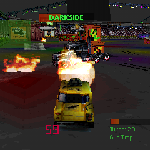 twisted metal 1 ps1