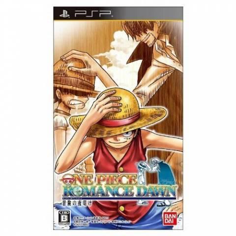 One Piece: Romance Dawn PSP ROM Game