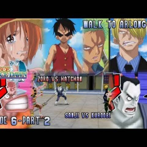 One Piece: Romance Dawn PSP