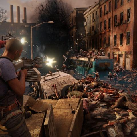World War Z Game PS4 review, world war z game