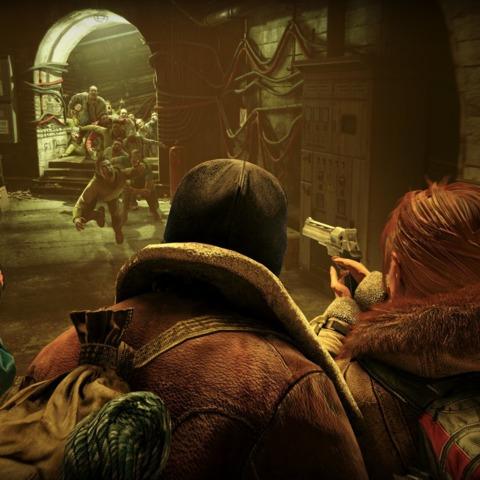 World War Z Game PS4 review, guerra mundial z jogo