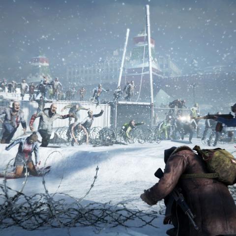 World War Z Game PS4, guerra mundial z ps4