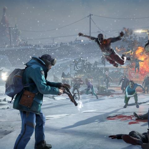 World War Z Game PS4 analise, guerra mundial z game
