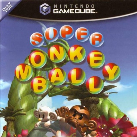 Super Monkey Ball-Baixar cover-baixe iso