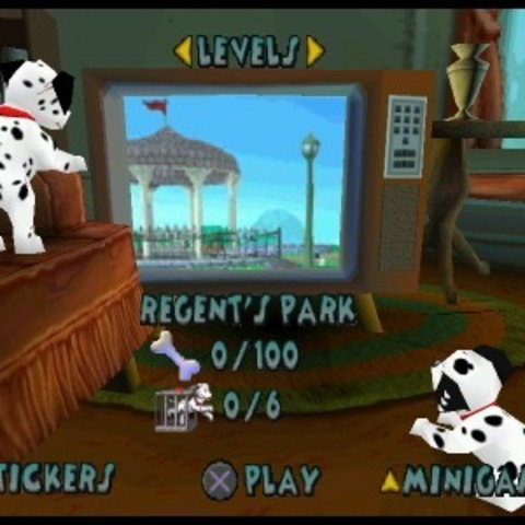 102 dalmatians puppies to the rescue ps1