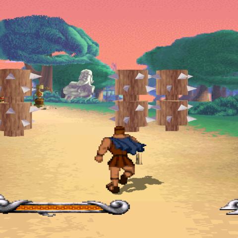 Disney s Hercules PS1