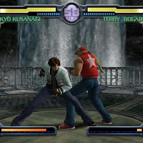 King of Fighters Maximum Impact PS2 rom game