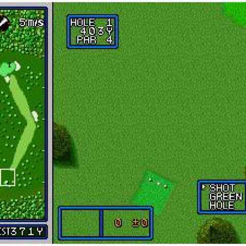 golf gamer