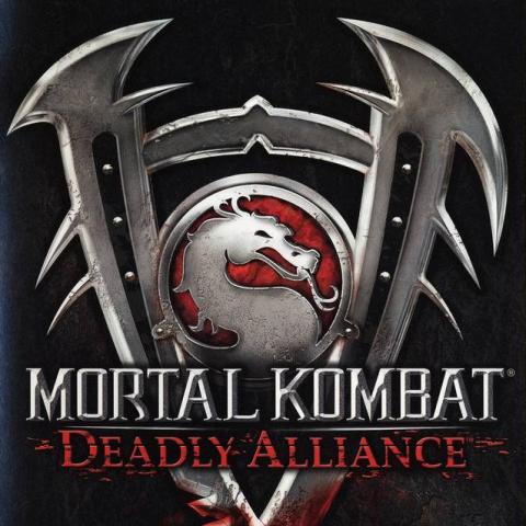 Mortal Kombat: Deadly Alliance Gamecube ISO