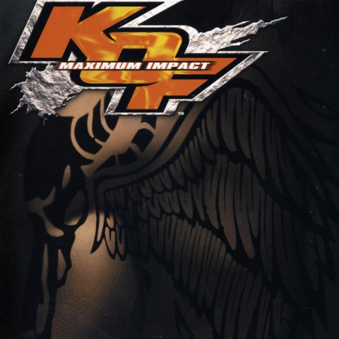 King of Fighters Maximum Impact PS2 rom cover